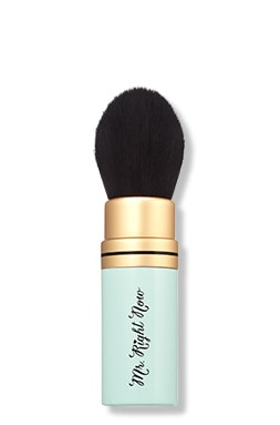 Mr. Right Now Travel-Size Retractable Powder Brush