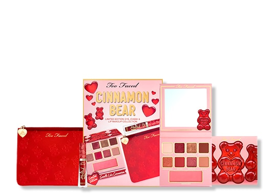 Cinnamon Bear Makeup Set